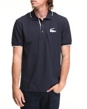 Lacoste - S/S Retro Croc Semi Fancy Pique Polo