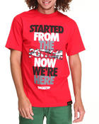 Men - Started From The Bottom Tee