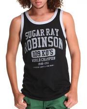 Buyers Picks - Sugar Ray Robinson Tank Top