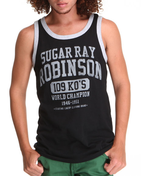 Mens Graphic Tank Tops