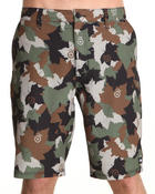 LRG - Core Collection Salamander Camo Shorts