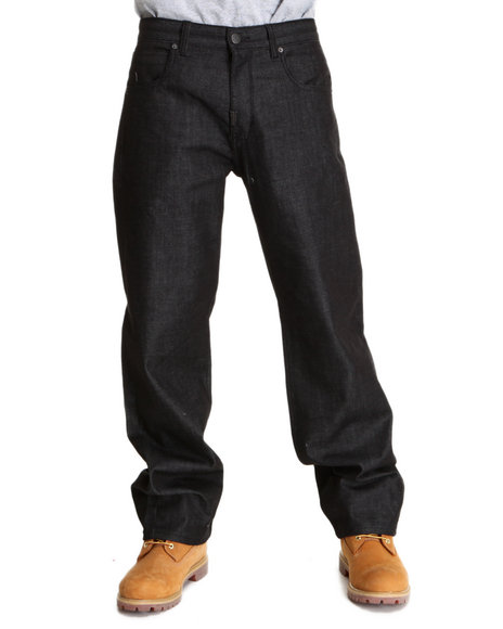 LRG Men Black Core Collection C - 47 Denim Jean