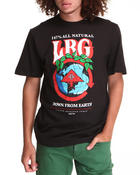 LRG - Down From Earth S/S Tee