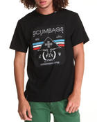 Shirts - Scumbags Unite Slim Fit Tee
