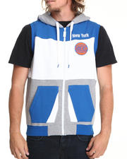 Hoodies - New York Knicks 3rd Degree Sleeveless Vest