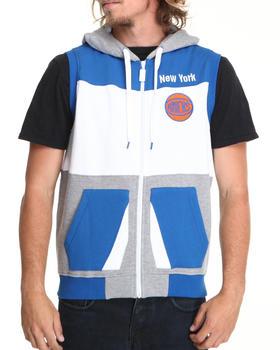 NBA, MLB, NFL Gear - New York Knicks 3rd Degree Sleeveless Vest