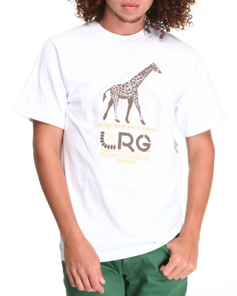 Lrg White Logo Shirt