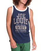 Shirts - Joe Louis Vintage Tank Top