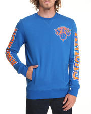NBA, MLB, NFL Gear - New York Knicks  Synopsis Crew Neck Sweatshirt