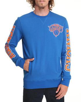 NBA, MLB, NFL Gear - New York Knicks  Synopsis Crew Neck Sweatshirt