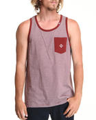 Men - Core Collection Yd Stripe Tank