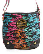 Apple Bottoms - Fun Signature Crossbody
