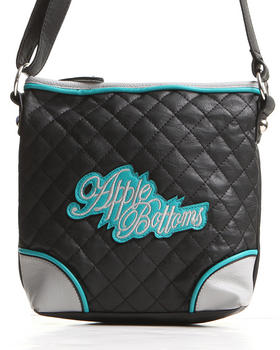Apple Bottoms - Kathy Quilted Logo Crossbody
