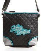 Cyber Monday Deals - Kathy Quilted Logo Crossbody