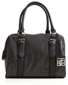 Bags - Blinged Out Studded Satchel