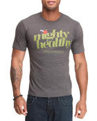 Mighty Healthy - Dodging Bullets S/S Tee