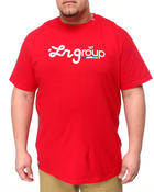 Men - L R Group Tee (B&T)