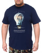Men - Power of Imagination Tee (B&T)
