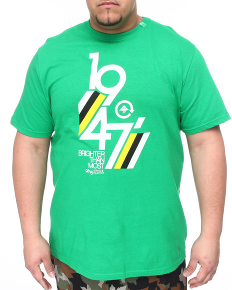 Lrg Men Green Brighter Than Most Tee (B&T)