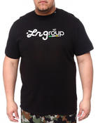 Men - LR GROUP Tee (B&T)