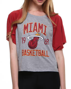 Miami Heat Ladies Tunic Dress - $49.95. Buy here. Hurray for something fitted