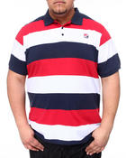 Men - L R G Le Sport S/S Polo (B&T)