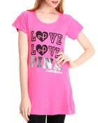 Intimates & Sleepwear - Pink Panther Knit Sleepshirt