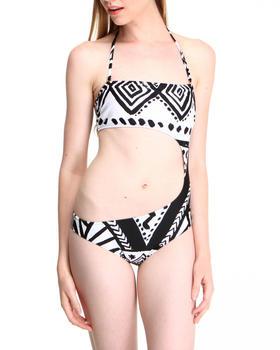 DRJ Swim Shoppe - Native Tube Monokini Swimsuit