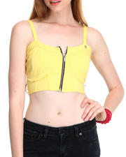 Apple Bottoms - Millenium Zip Front Bralet