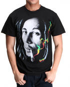 Men - Rasta Smoke Tee