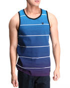 Men - Side Band Cumutter Tank