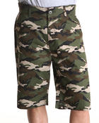 Men - Working Man 2 Chino Twill Shorts