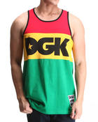 DGK - Int'ly Known Tank