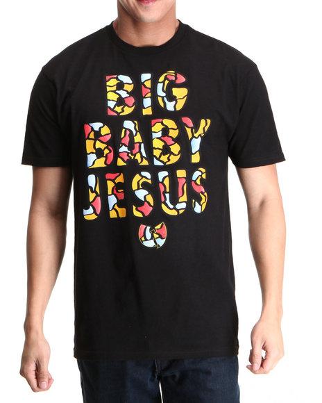 Wu-Tang Limited Black Baby Jesus T-Shirt