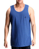 Men - Striped Tank