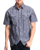 The Skate Shop - Iconic Chambray S/S Button-down