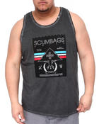 Shirts - Scumbags Unite Tank Top (B&T)