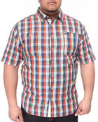 A Tiziano - Dokken S/S Button-Down (B&T)