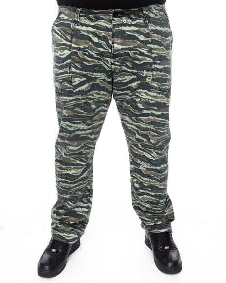 LRG Camo O G Army Chino Camo True-Straight Pants (Big & Tall)