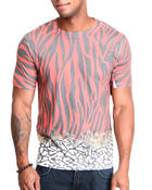 Men - Zebra T-Shirt