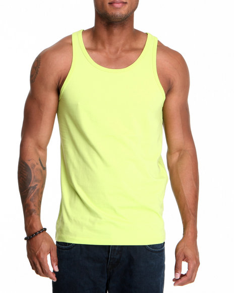 Buyers Picks - Basic Solid Tank top