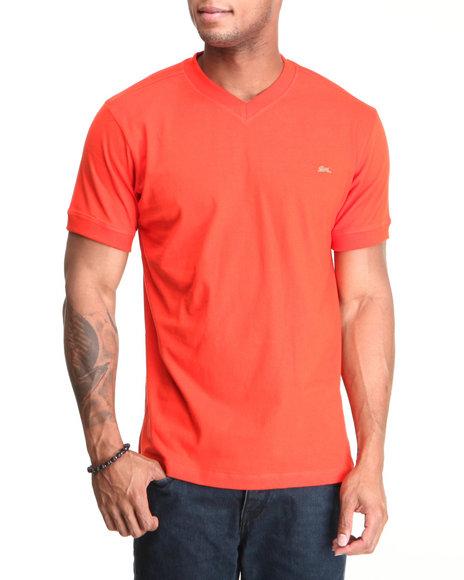 A Tiziano Men Orange Kool T-Shirt