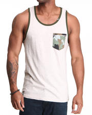 Tanks - Up Rise Tank Top