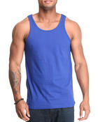 Men - Basic Solid Tank top