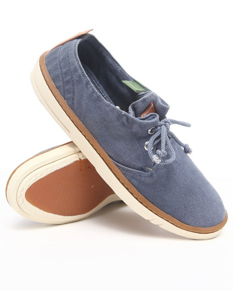 Timberland - Men Blue Earthkeepers Hookset Oxford Shoes