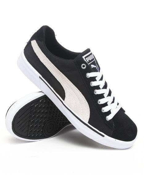 Puma Men Black Benny Breaker Sneakers
