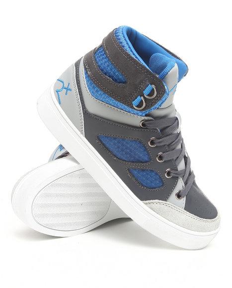 Rocawear Boys Light Grey Roc Out Sneaker (4-7)