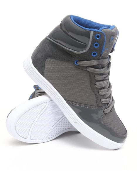 Rocawear Boys Grey Roc A Milion Sneaker (4-7)