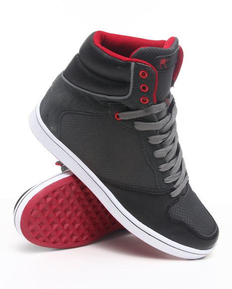 Rocawear Men Charcoal,Red Roc A Million Hi Sneaker