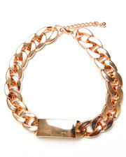 DJP Boutique - ID CHOKER NECKLACE